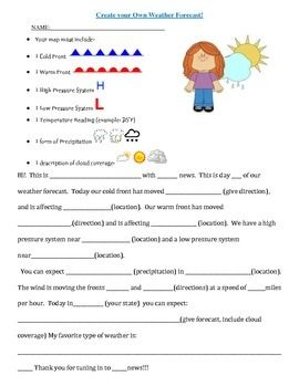 Create Your Own Weather Map.List Of Pinterest Weather Forecast Student Images Weather Forecast