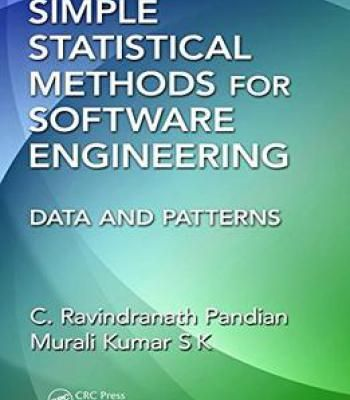 Simple Statistical Methods For Software Engineering PDF