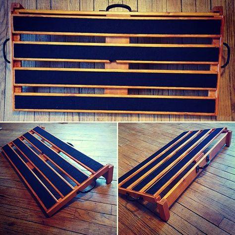 All done #diy #pedalboard #homemade #pedal #musician #guitarist - einbau küchengeräte set