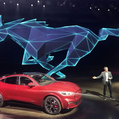 Mustang Mach E Elegant Ford Gallops Into The Future With The New
