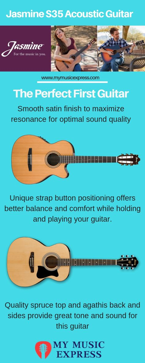 My Music Express Best Acoustic Guitar For Beginners Best Acoustic Guitar Acoustic Guitar Guitar