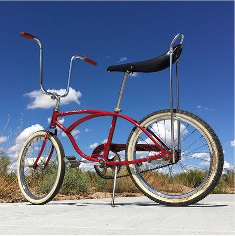 """1-20/"""" x 2.125/"""" W//W Slick Lowrider Stingray Bicycle Tire Schwinn Type Bike Trike"""