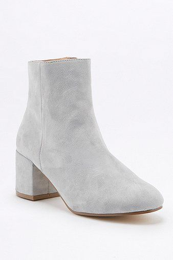 db6f6db9888 Thelma Grey Suede Ankle Boots - Urban Outfitters | 2017 Celebration ...