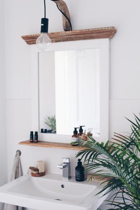 Pin Von Annika Pressl Auf Wohnung Badezimmerspiegel
