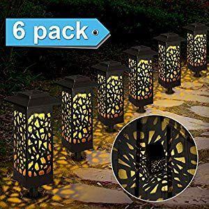 Solarleuchte Garten Vegena 6 Stuck Led Solarleuchten Fur Den Garten Ip55 Wasse Beautyblog Makeupo Solarleuchten Garten Solarleuchten Aussenbeleuchtung Garten