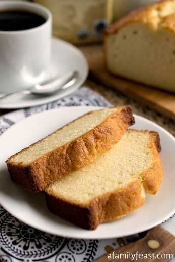 Condensed Milk Pound Cake A Lightly Sweet And Super Moist Cake That Is Perfect For Breakfast Or Dessert Desserts Condensed Milk Recipes Savoury Cake