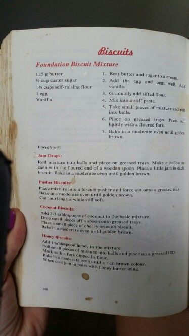 Biscuits Cookery Cookery Books Cooking Recipes