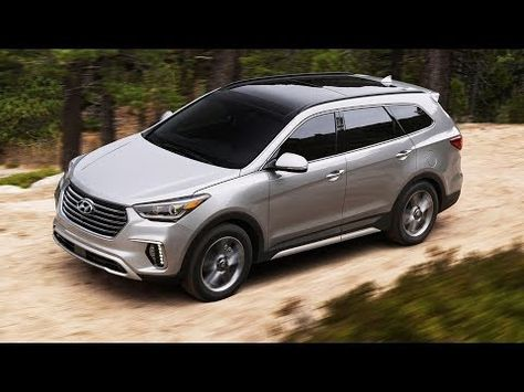 2018 Hyundai Santa Fe Ultimate All You Want To See Better And Less Than Toyota Highlander Youtube Hyundai Santa Fe Hyundai Santa Fe Sport Santa Fe Sport