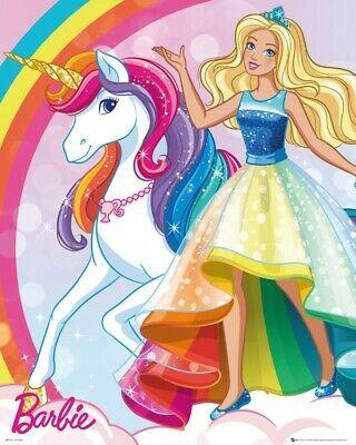 Barbie Niñas Niños Fiesta Cumpleaños Papel Servilletas Servilletas Paquete de 48