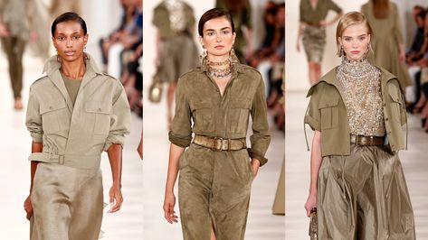 How military style fashion has invaded our closets
