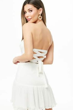 Affordable White Graduation Dresses – The Brightest of the
