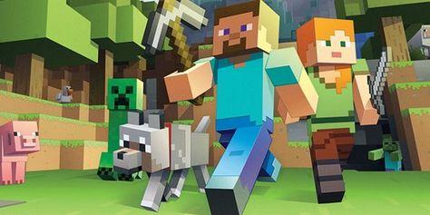 Igra Minecraft Minecraft Characters Minecraft Games Minecraft