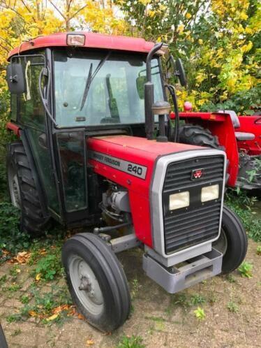 Mf 200 Serie Tractors Vintage Tractors Massey Ferguson Tractors