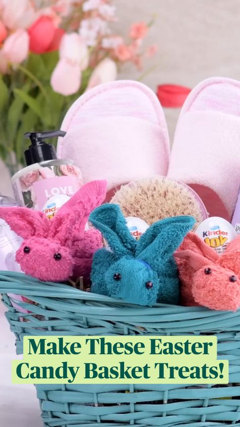 Make These Easter Basket Treats!
