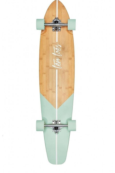 Ten Toes Board Emporium Zed Bamboo Longboard Skateboard Cruiser artisan longboard made from beautiful bamboo, designed right here in Los Angeles for a strikingly vintage California look Rug… Longboard Decks, Skate Longboard, Bamboo Longboard, Longboard Cruiser, Longboard Design, Skateboard Design, Skateboard Decks, Pintail Longboard, Penny Skateboard