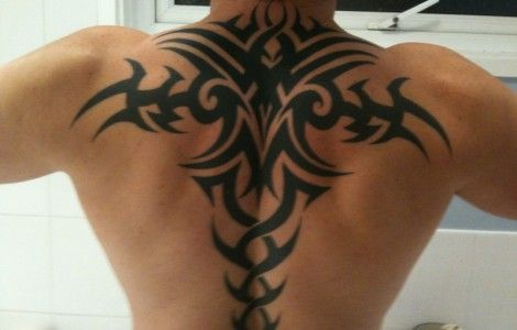 My Next Tribal Tattoo Back Lml V Cosas Para Ponerse Tattoos