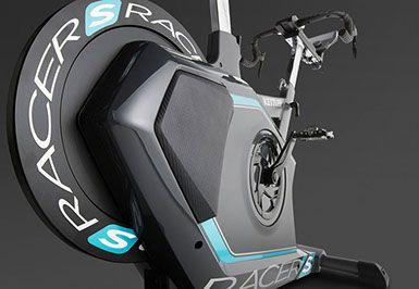 Kettler Racer S Professional Ergometer Racing Bike Design