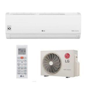 Ar Condicionado Split Inverter 12000 Btus Lg Dual Inverter Quente