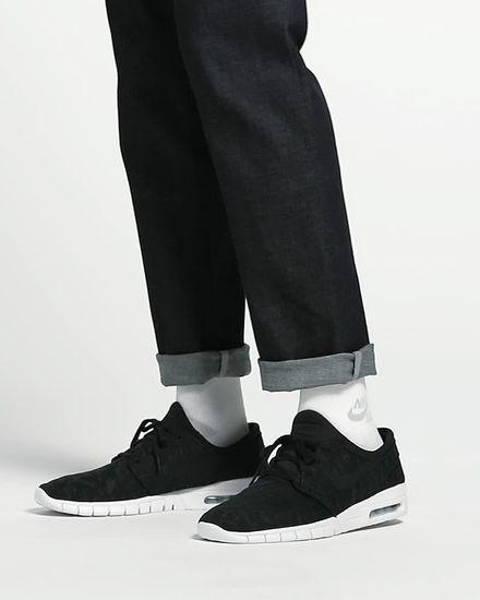 chaussure de skateboard nike sb stefan janoski max l pour homme
