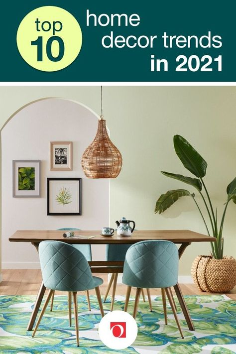 The Top 10 Home Decor Trends for 2021