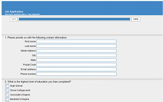 See Appended Training Feedback Form With Calculation Sheets