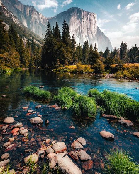 The Most Beautiful Places in Yosemite National Park