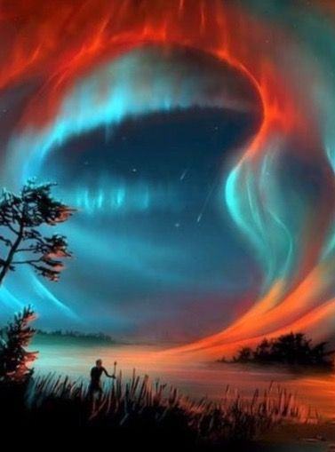 Pin By Grace On Aurora Borealis In 2020 Northern Lights Night Skies Nature Pictures