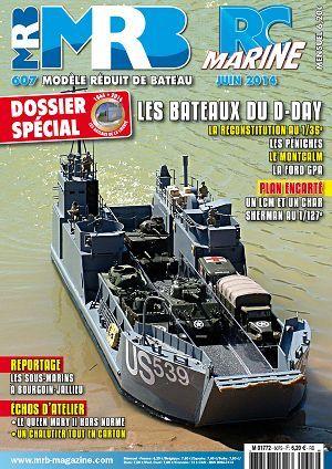 Mrb Rc Marine N 607 Juin 2014 Peniche Bateau Bateaux
