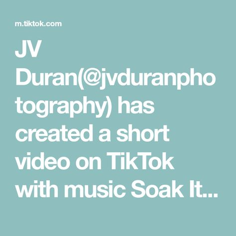 JV Duran(@jvduranphotography) has created a short video on TikTok with music Soak It Up. Great weather for a photoshoot at Plum Island in Newbury, MA #photography #fyp #springoutfit #photoshoot #photographytricks #photographer