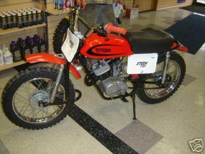 1971 Allsport Steen 90cc Classic Motorcycles Pinterest Dirt