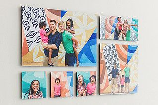 Collagewall Displays Wall Photo Tiles Create Photo Gallery Walls Mpix Photo Wall Gallery Photo Collage Photo Wall Collage