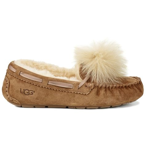 2962ec215f5 UGG Women's Dakota Pom Pom Slippers | I like it! I love it! in 2019 ...