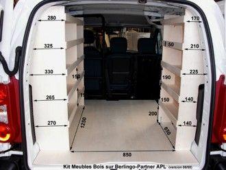 Kit De Rangement Sur Citroen Berlingo Rangement Avec Casiers Tiroirs Techni Contact Casier Rangement Rangement Fourgon Rangement Utilitaire