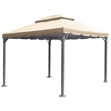 Gazebo Replacement Canopy In 2020 Gazebo Replacement Canopy