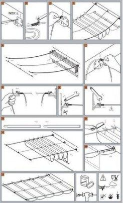 Trendy Backyard Shade Ideas Retractable Pergola 15 Ideas Backyard Retractable Shade Deck Shade Patio Shade