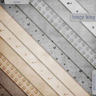 Monday's Guest Freebies ~ Tracy King   ✿ Follow the Free Digital Scrapbook board for daily freebies: https://www.pinterest.com/sherylcsjohnson/free-digital-scrapbook/ ✿ Visit GrannyEnchanted.Com for thousands of digital scrapbook freebies. ✿