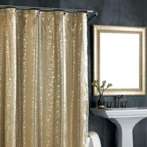 Gold Rhinestone Shower Curtain Hooks Gold Shower Curtain Purple Bathrooms Home