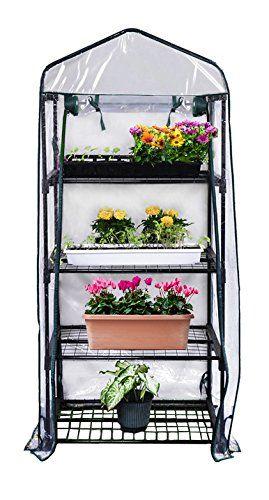 Solite Greenhouse Kit Practical Indoor Greenhouse Space Gardening Organically Indoor Greenhouse Indoor Garden Backyard