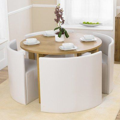 Shop Wayfair Co Uk For A Zillion Things Home Across All Styles And Budgets 5 000 Brands Of Fu With Images Dining Room Small Compact Dining Table Space Saving Dining Table