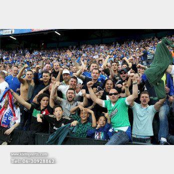 Bekerfinale 2014 Pec Zwolle Ajax 5 1 Foto Foto Op Hout Foto S