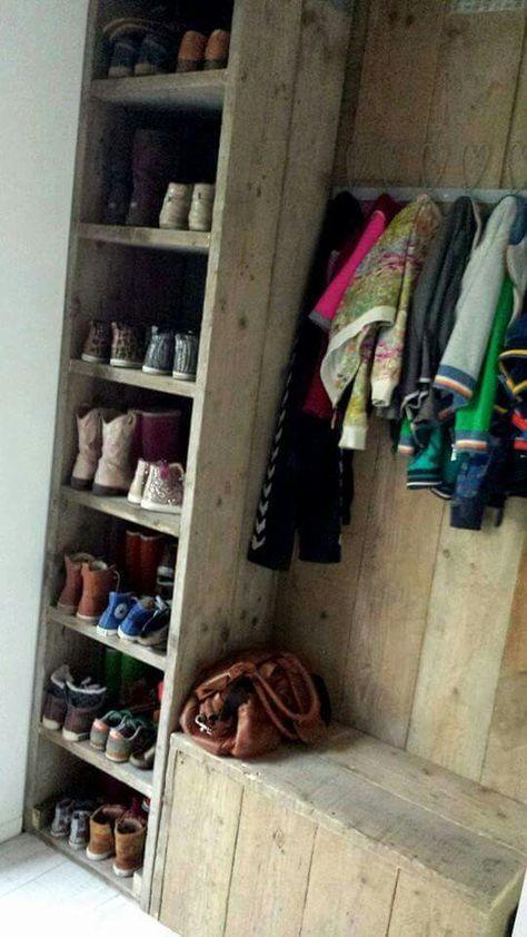 Storage schoenen