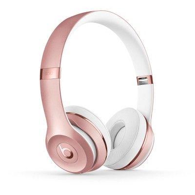 Beats Solo3 Wireless Headphone Target Gold Beats Wireless Beats