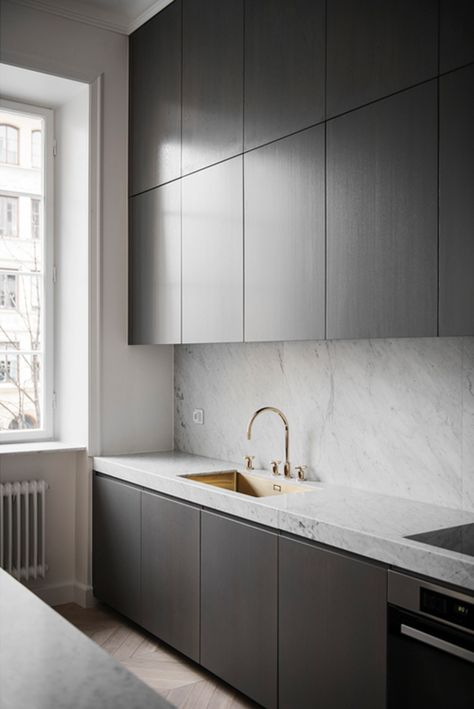 AMM blog: This beautiful kitchen is a clean slate #contemporaryinteriordesign