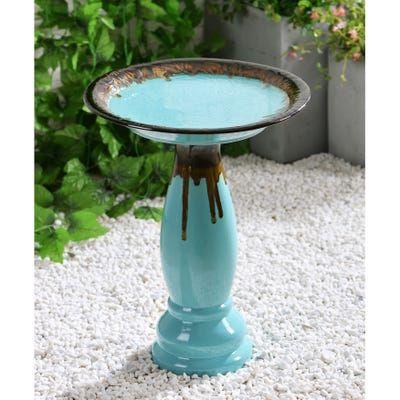 Buy Bird Feeders Birdbaths Online At Overstock Our Best Outdoor Decor Deals Octavio