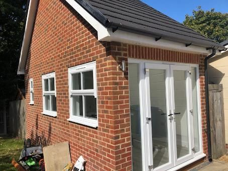 Cost Integral Garage Conversion From 7 5k Utility Rooms From 1 5k New Drains Gyms Home Office Garage Conversion Utility Rooms Garage Conversion Cost