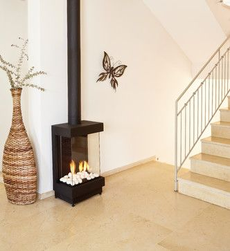 Linear Electric Fireplace Using The Revolutionary Ultrasonic
