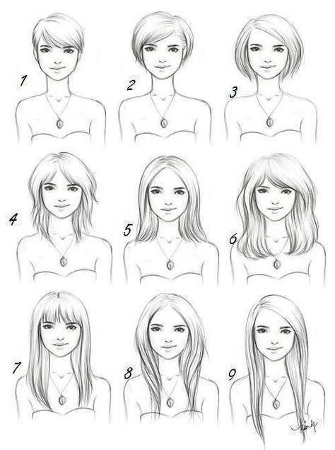 Cortes de cabello según la forma del rostro
