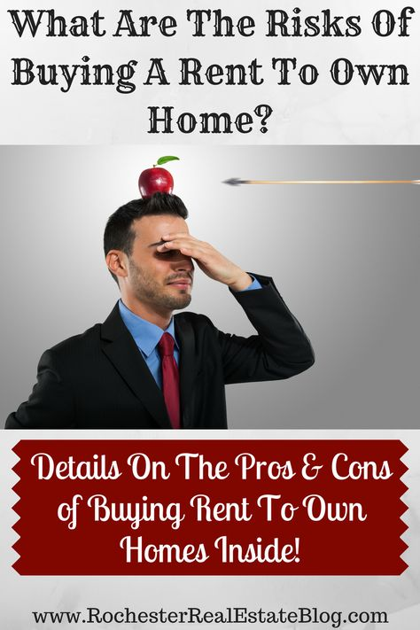 How Does Buying Rent To Own Homes Work In Real Estate?