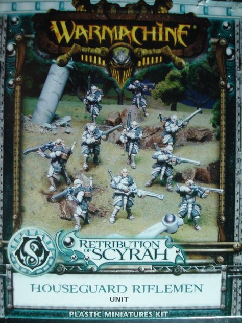 Protectorate of Menoth Initiates of the Order of the Wall PIP32072 BNIB