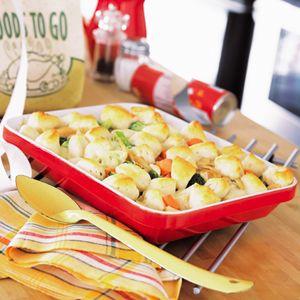 Great #dinner: Country Chicken Cobbler